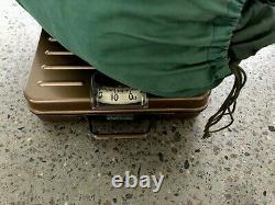 1960s Era Vintage Eddie Bauer Down Winter Mummy Sleeping Bag