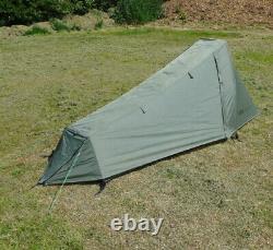 1 Man Backpacking Tent Bundle Lightweight Tent + Down Sleeping Bag Package NEW