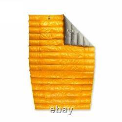 20D 90% White Duck Down Sleeping Bag Blanket Quilt Underquilt Hammock