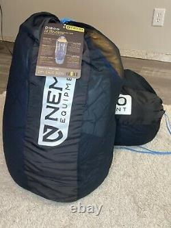 2- Nemo Disco 15 sleeping bags, Mens Long