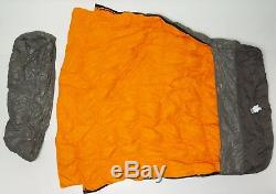 $379 NEMO Tango Duo Slim 30F Reg 2-Person Sleeping Bag Lightweight Down System