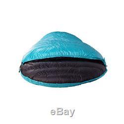 AEGISMAX Winter 0-36F 95% Goose Down Envelope Single Sleeping Bag L/R Zipper