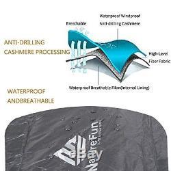 ALL SEASON Sleeping Bag Ultralight Goose Down Waterproof Backpacking Winter Camp