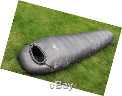 All Season Sleeping Bag, Ultralight Goose Down Waterproof for Backpacking Camping