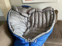Alpkit ARO 1200 -20F Down Mummy Sleeping Bag