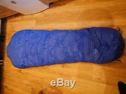 Alpkit Arctic Dream 1400 Four Season Down Sleeping Bag -48 -79