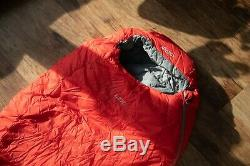 Alpkit Skyehigh 700 Hydrophobic Down Sleeping Bag Excellent Condition
