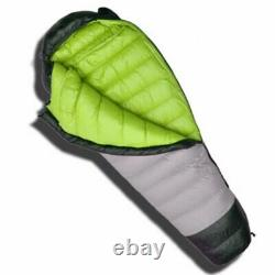 Backpacking Package 1 Man Tent, Down Sleeping Bag, UltraPad, Survival Bag+Torch