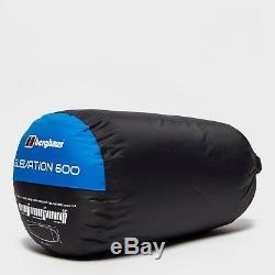 Berghaus Elevation 600 3-4 Season -25C 700 Down Fill Power Sleeping Bag 1.26Kg