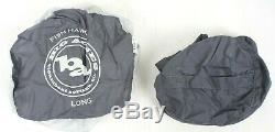 Big Agnes Fish Hawk Sleeping Bag 30 Degree Down Long/Right Zip /44247/