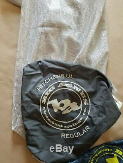 Big Agnes Hitchens Ul 20 850 Fp Down Sleeping Bag Regular Left Zip