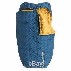 Big Agnes King Solomon 15 Sleeping Bag Used