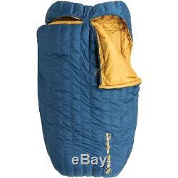 Big Agnes King Solomon -9C Double Wide 650 Down Sleeping Bag