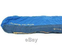 Big Agnes Lost Ranger Sleeping Bag 15 Degree Down Long/Left Zip /45347/