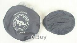 Big Agnes Lost Ranger Sleeping Bag 15 Degree Down Long/RZ /44252/