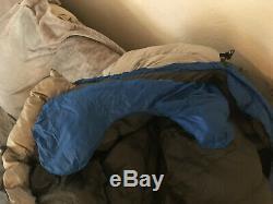 Big Agnes McAlpin Long Tall 5 degree Fahrenheit Cold Weather Down Sleeping Bag