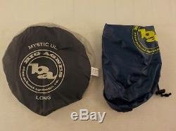 Big Agnes Mystic UL Sleeping Bag 15 Degree Down Long / Left Zip /34562/