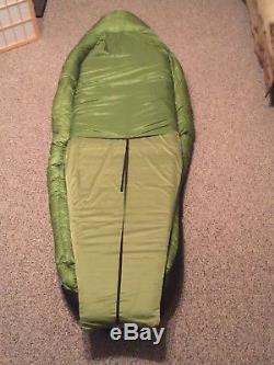 Big Agnes Pomer Hoit SL Zero Degree Down Sleeping bag