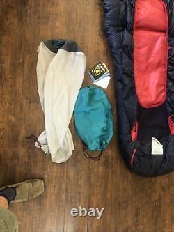 Big Agnes Women's Daisy Mae 15 Degree Sleeping Bag