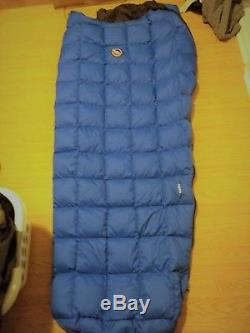 Big Agnes Yampa Down Sleeping Bag + Exped Airmat Lite UL 5 Sleeping Pad