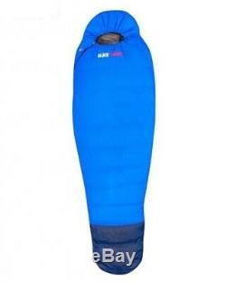 Black Wolf Hiker 200 Down Sleeping Bag Blue