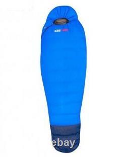 Black Wolf Hiker 300 Down Sleeping Bag Blue