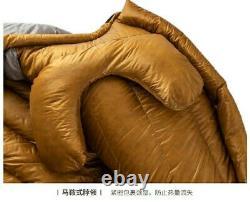 Black ice Z1000 Down Sleeping Bag 800FP, 35.3oz Fill Weight, 0F, 2lb 15oz