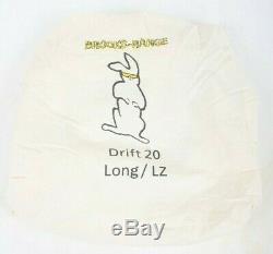 Brooks-Range Drift 20 Sleeping Bag 20 Degree Down /45507/