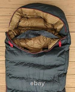 Cotopaxi Sueno 15 Degree 800F Duck Down Sleeping Bag Black