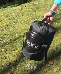 DAM Good Equipment DGE 10° Degree 800 Duck Down Sleeping Bag Ultra Compact