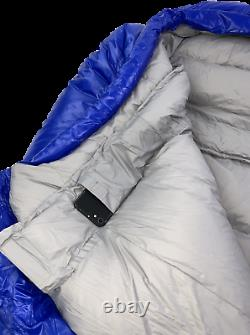 DMG Glacier 0 Degree 800 Pro Down Sleeping Bag for Backpacking Camping Hiking