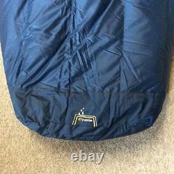 Deuter Astro Pro 800 Regular 185 CM Navy Blue Sleeping Bag Rrp £350