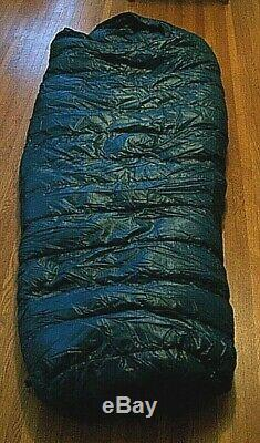 Down Mummy Sleeping Bag Hand Made By Jacks All About Down, Wa. Good To Zero