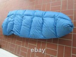 EXCELLENT VTG Eddie Bauer Goose Down Sleeping Bag Original Totem Label