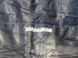 Eddie Bauer First Ascent Karakoram 20 Degree Down Sleeping Bag 50th Anniversary
