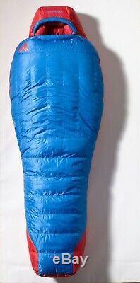 Eddie Bauer First Ascent Karakoram 20 degree Feh ultralight sleeping bag