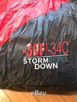 Eddie Bauer Unisex-Adult Kara Koram -30ºF StormDown Sleeping Bag