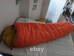 Eddie Bauer down expedition sleeping bag