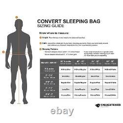 Enlightened Equipment 20º F 850 Fill Power Down Sleeping Bag - NEW