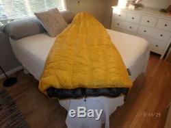 Enlightened Equipment Conundrum 20 Degree Down Sleeping Bag