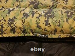 Enlightened Equipment Convert sleeping bag Quilt 30°F 900 Fill Down xlong wide