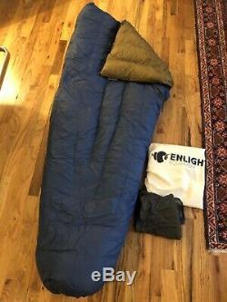 Enlightened Equipment Revelation Down Sleeping Bag Quilt 10 Regular/Regular