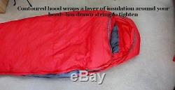 Feathered Friends 20degree 700 fill Down Sleeping Bag FREE SHIPPING