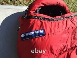 Feathered Friends Down Sleeping Bag
