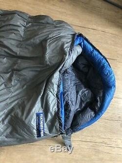 Feathered Friends Lark 10 Degree Sleeping Bag (Men's Regular Length) 950+ fill
