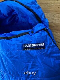 Feathered Friends Peregrine EX -25 Expedition Down Sleeping Bag Never Used