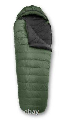 Feathered Friends Puffin Nano 20 down Long sleeping bag $480 New