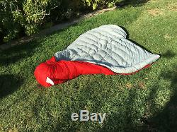 Feathered Friends Swallow 3-Season (20) Goose Down, Gore-Tex Shell Sleeping Bag