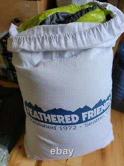 Feathered Friends Tanager 20 CFL Ultralight Sleeping Bag 74 long