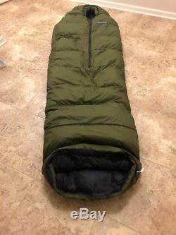 Feathered Friends Winter Wren Down Sleeping Bag 25F Size Long